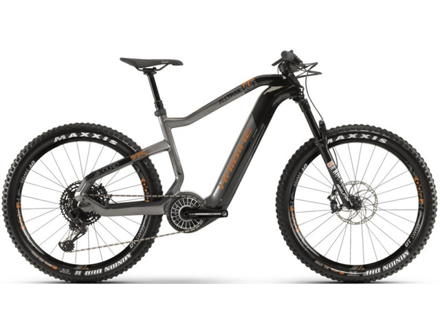 HAIBIKE XDURO AllTrail 6.0 carbon/titan/bronze